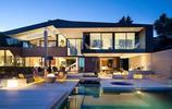 住宅設計:絕美無邊界泳池庭院,美爆了這個4大臥室的輕奢別墅