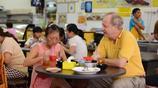 馬來西亞沙巴最像中國的街道,是當地美食天堂,人均40元吃到扶牆