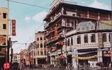 三四十年代明信片上的彩色廣州,這樣的廣州我還是第一次見