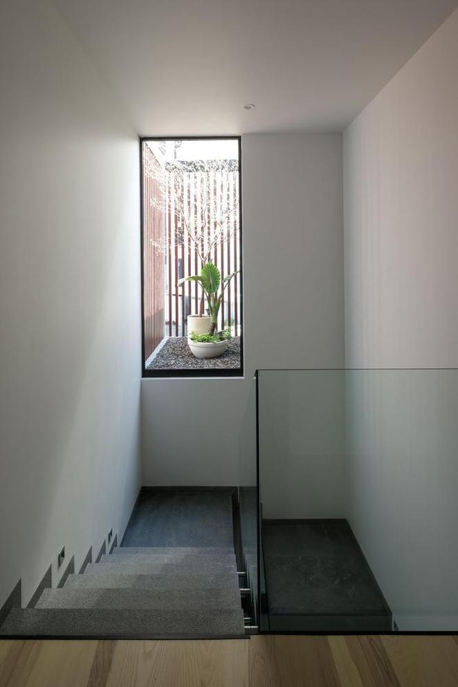住宅設計:鋼結構+局部清水混凝土的高顏值別墅,後附平面剖面圖