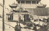 54張1940年保定老照片,再現民國集市,行當,民生場景
