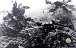 老照片:二戰中的日軍士兵真實影像,士兵出征百姓狂歡