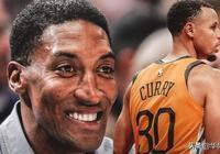 皮蓬:怎麼防守庫裡是個腦殼痛的問題,目前NBA沒有什麼好的辦法