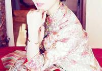 劉詩詩穿的旗袍都少不了有這個圖案,詮釋了中國女子的美