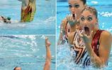 花樣游泳運動員都是被耽誤了的喜劇演員