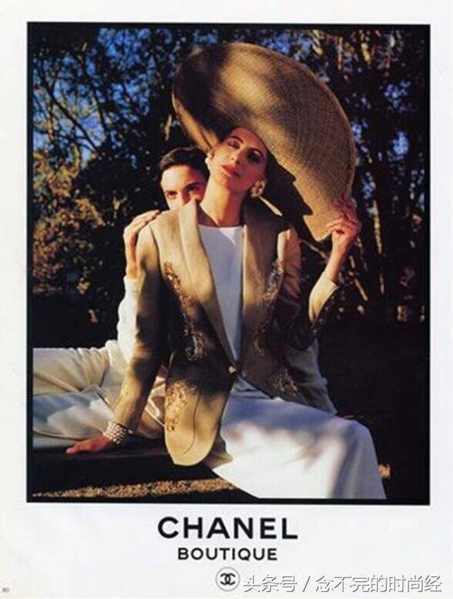 永遠的CHANEL,永遠的優雅,永遠的時尚