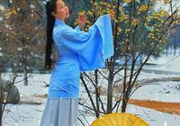 塞外靖邊傲雪寒梅