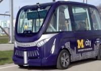 科技雷不撕:密歇根大學將部署迷你無人駕駛巴士