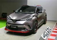 豐田小型SUV,不做差不多先生 ,憑實力任性,實在太帥了