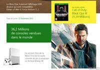 疑似Xbox One主機銷量遭洩露:共3600萬臺,超出預期