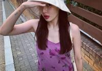 漁夫帽是夏天超讚的搭配神器,防晒又美貌,王鷗景甜戚薇都在戴
