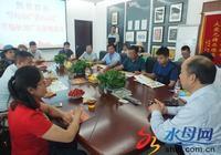 煙臺市廣告協會組織企業赴海陽長河廣告有限公司參觀學習