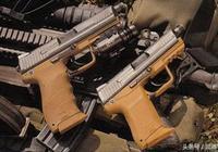 海豹突擊隊員,一直以來使用的HK45和HK45C手槍