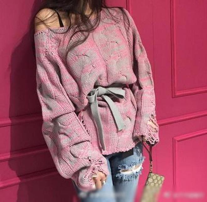 秋冬穿搭最美的還是毛衣:只有不時髦的穿法,沒有不時髦的毛衣