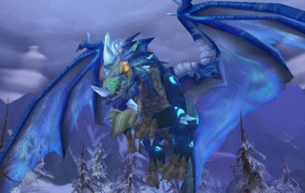 《魔獸世界》中誰是最強大的龍類?死亡之翼不是第一!