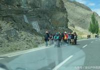 阿里南線,西藏中的西藏