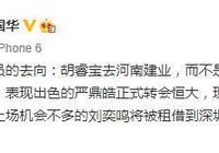 記者:嚴鼎皓正式轉會廣州恆大,劉奕鳴租借深圳