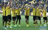 足球——德甲:多特蒙德勝霍芬海姆