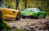 奔馳AMG GTC敞篷+AMG GTR