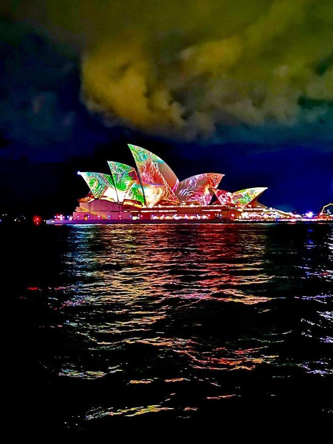 悉尼燈光秀太驚豔!不抓緊看就要再等一年了