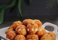 用豆腐做最簡單的素丸子,又香又嫩,是吃貨就不要錯過喲