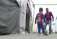 """伊拉克男孩""""梅西""""被強制改名 ISIS跟足球有什麼怨?"""