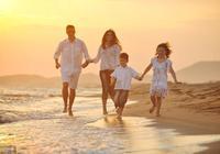回憶有父母陪伴的童年:一生富足
