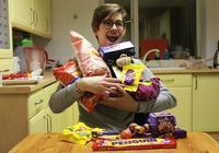 孩子愛吃零食!過度肥胖!怎麼辦!