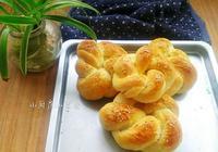 想吃麵包在家裡就能做出鬆軟可口的麵包來,不用再出去買了
