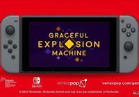 橫版射擊遊戲《優雅爆機》發售預告片 超爽的射擊感