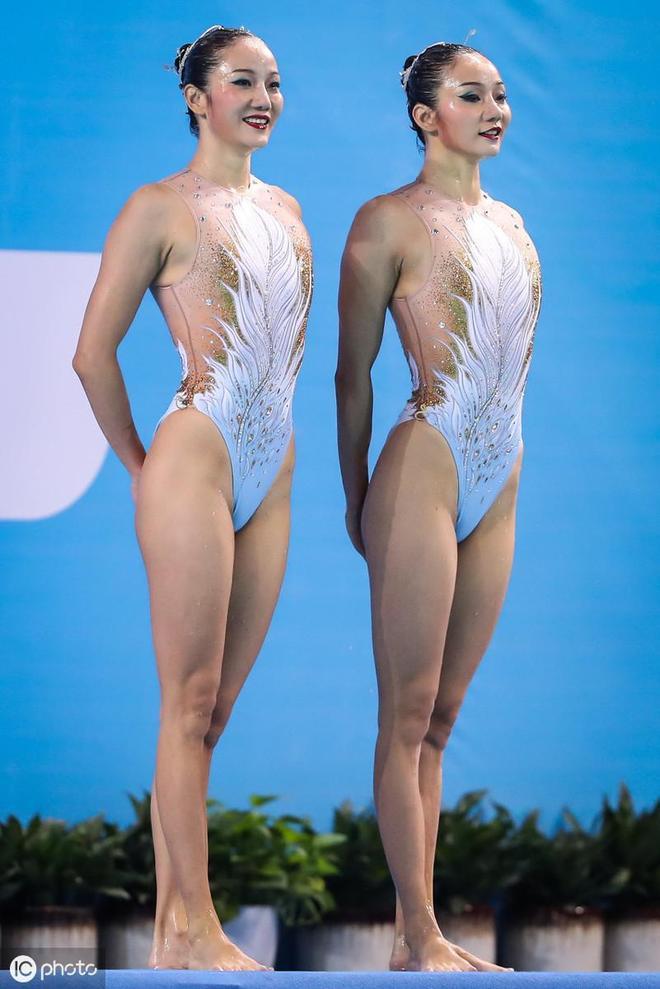 國際奧林匹克運動會:花樣游泳 Olympic Synchronized Swimming