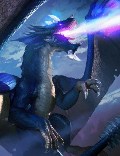 都是魔法惹的禍!——藍龍軍團的坎坷人生路