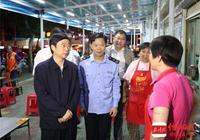 為了讓市民生活得更加舒心 喬新江夜訪中心城區這項工作!