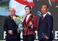 樊振東丁寧當選國際乒聯年度最佳,丁寧四奪年度最佳女運動員