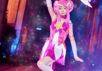 作戰計劃什麼的 最喜歡了 光輝女郎拉克絲 cosplay