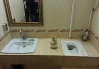 香港女人上廁所不用紙,瞧下圖這樣做,給大家展示展示,太有才了