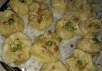 水果豌豆燒賣的做法