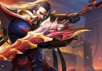 王者榮耀:血魔王強勢迴歸,射手英雄都跪了,這件裝備和他絕配!