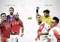 智利VS祕魯:智利向著三連冠前進