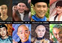五位韋小寶飾演者,第一版韋小寶由女星飾演,陳小春版最經典
