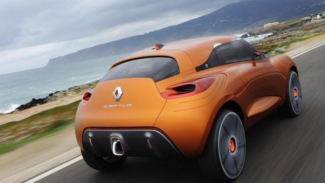汽車圖集:雷諾卡繽汽車