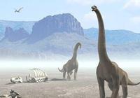 恐龍滅絕的時間 恐龍滅絕與氣溫驟變 之謎