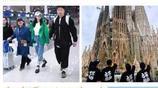 沈夢辰和杜海濤結束六年戀愛長跑,歐洲拍婚紗照,倆人要結婚了嗎