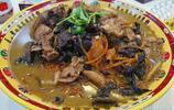 中秋節回老家村裡飯店吃大餐,10道菜430元 味道比城裡酒店都好