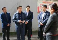 張大軍檢查耀州區國衛鞏固提升工作
