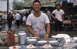 老照片:美國人來華旅行時拍攝的1983年中國,第七張的場景很難見到了!