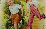 新中國50年代初的醫藥廣告宣傳畫