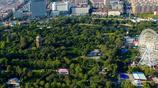 """瀋陽最早園林有百年曆史 巨型""""城市綠肺""""現獨特景觀"""