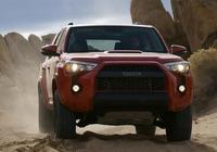 一款操控性能好,油耗低火遍美國市場的豐田4Runner超霸硬漢越野