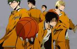 日本漫畫家藤卷忠俊之作-黑子籃球